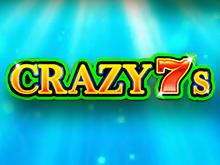 Игровой автомат Crazy 7s от Octopus Gaming